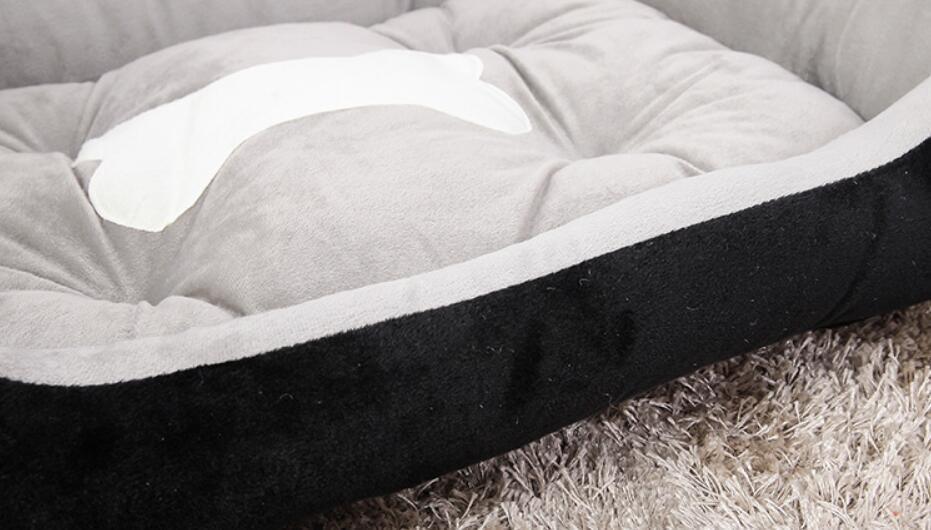 Ape Basics: Four Seasons Pet Bed - Grey (XL) image