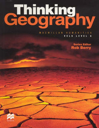Thinking Geography by R ed Berry image