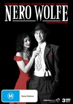 Nero Wolfe - Collection 1 (3 Disc Set)  on DVD