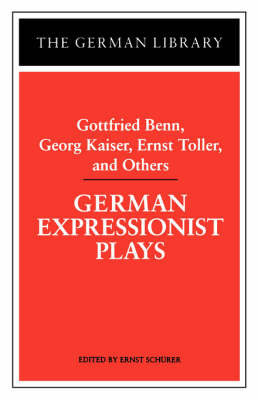 German Expressionist Plays