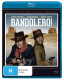 Bandolero on Blu-ray