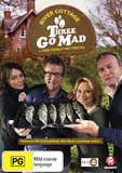 Three Go Mad - River Cottage on DVD