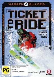 Warren Miller's Ticket To Ride on DVD