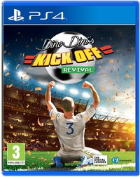 Dino Dini's Kick Off Revival for PS4