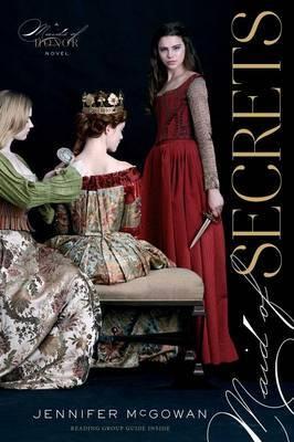 Maid of Secrets by Jennifer McGowan image