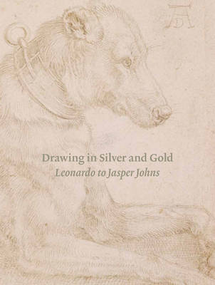 Drawing in Silver and Gold by Stacey Sell