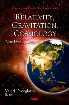 Relativity, Gravitation, and Cosmology image