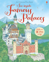 See Inside Famous Palaces by Megan Cullis image