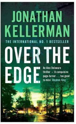 Over the Edge (Alex Delaware #3) by Jonathan Kellerman