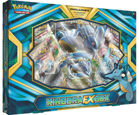 Pokemon TCG Kingdra EX Box