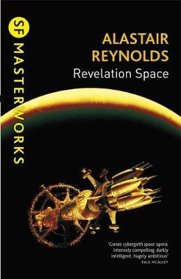 Revelation Space by Alastair Reynolds image