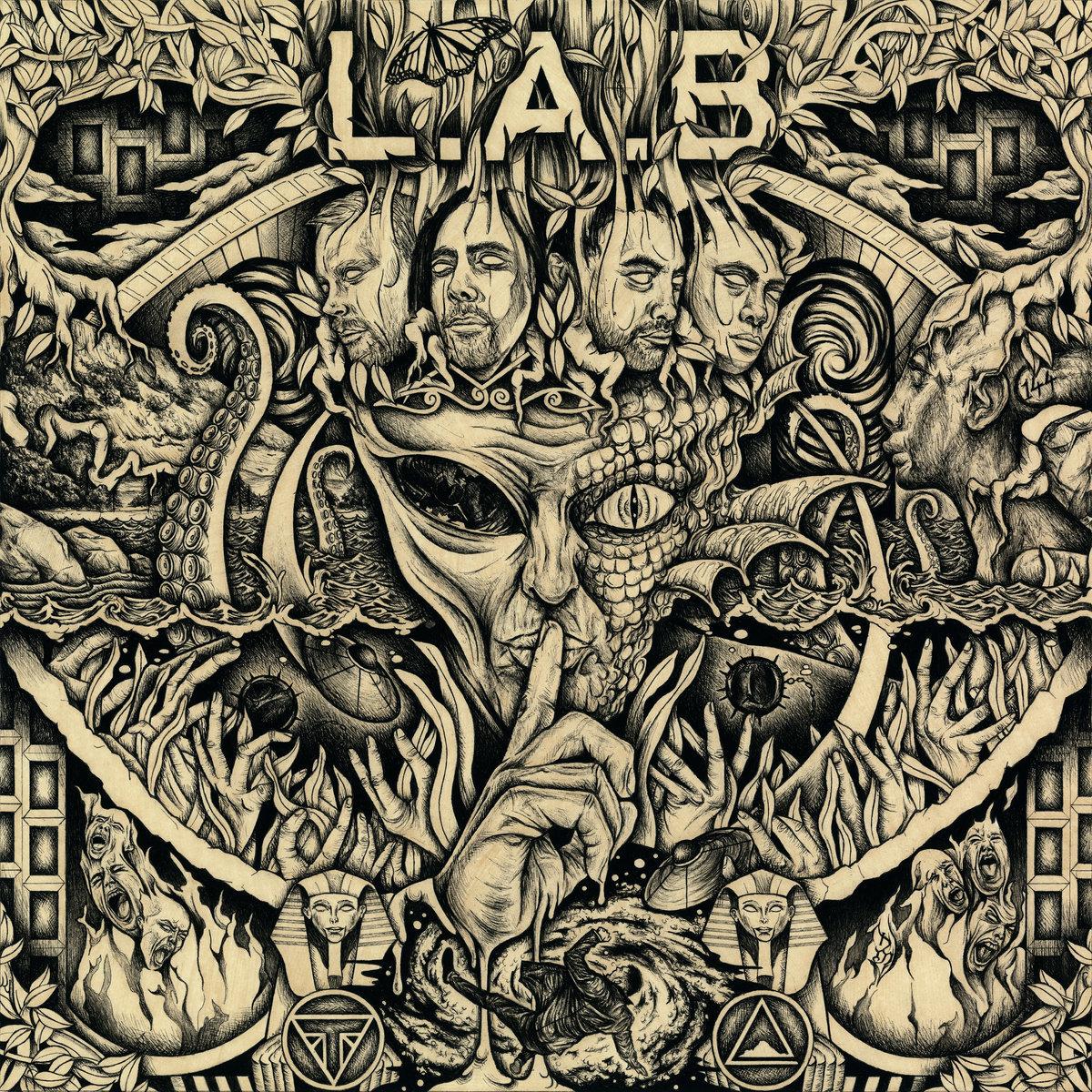 L.A.B [Limited Edition] (2LP) by L.A.B image