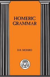 Homeric Grammar by D. Munro image