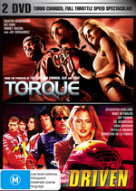 Torque / Driven (2 Disc Set) on DVD