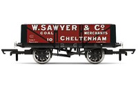 Hornby: 5 Plank Wagon, W. Sawyer