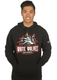 The Witcher 3 School of the Wolf Pullover Hoodie (Large)