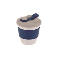 Oasis Plastic Coffee Cup - Navy (227ml)