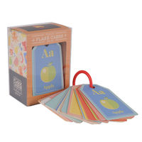 Tiger Tribe: Flash Cards - ABC & 123