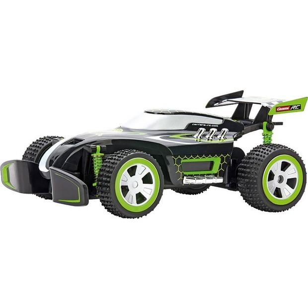 Carrera: Green Cobra 3 RC Car