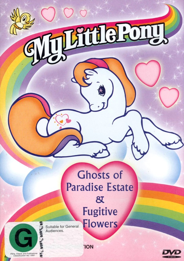 My Little Pony - Ghosts Of Paradise Estate & Fugitive Flowers on DVD image