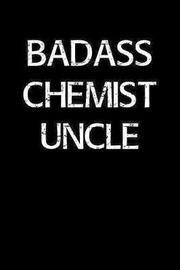 Badass Chemist Uncle by Standard Booklets image