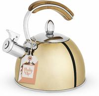 Pinky Up: Presley Tea Kettle - (Gold) image