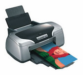 Epson Stylus Photo Printer R800
