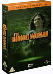 Bionic Woman Season 1  - 4 Disc on DVD