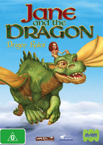 Jane And The Dragon - Dragon Rules on DVD