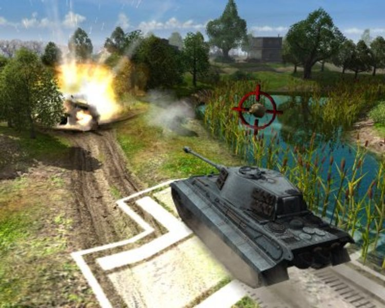 Rush for Berlin for PC Games image