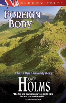 Foreign Body by Joyce Holms image