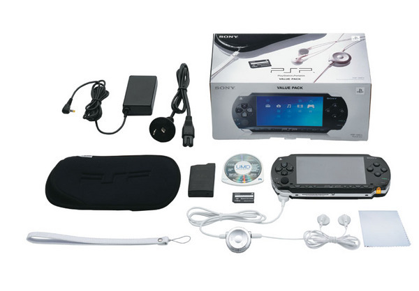 PlayStation Portable Value Pack for PSP