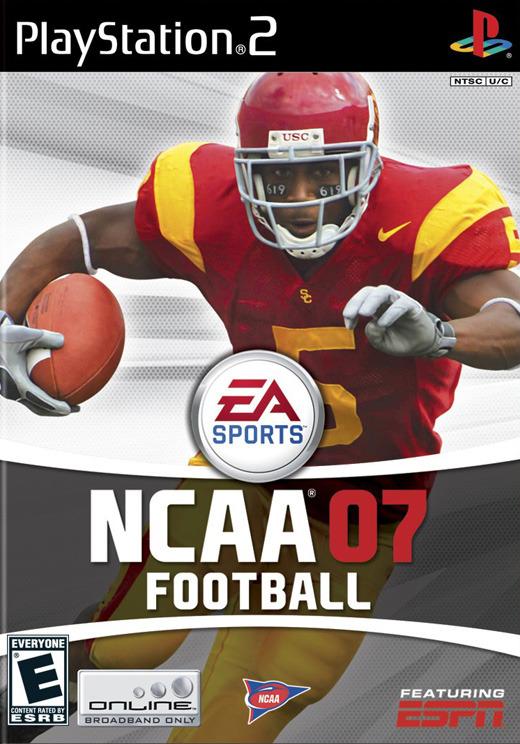 NCAA Football 07 for PlayStation 2