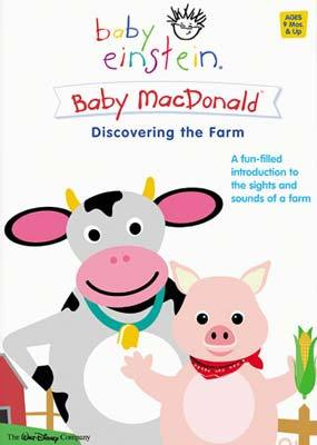 Baby Einstein - Baby MacDonald: A Day On The Farm on DVD