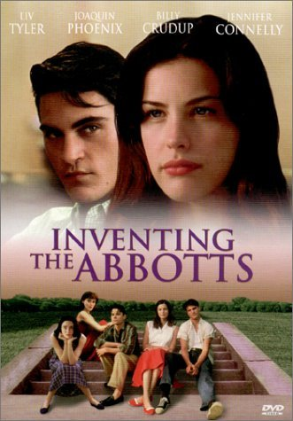 Inventing The Abbotts on DVD