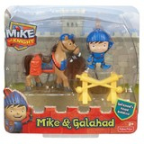 Mike The Knight - Mike & Galahad