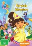 Dora the Explorer: Dora's Fairytale Adventure on DVD