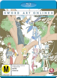 Sword Art Online 2 - Part 3 on Blu-ray