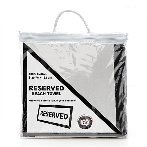 Reserved Beach Towel image