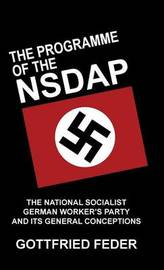 The Programme of the NSDAP by Gottfried Feder