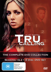Tru Calling - The Complete DVD Collection: Seasons 1 And 2 (8 Disc Box Set) on DVD