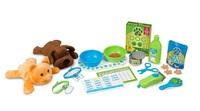 Melissa & Doug: Feeding & Grooming - Pet Care Set