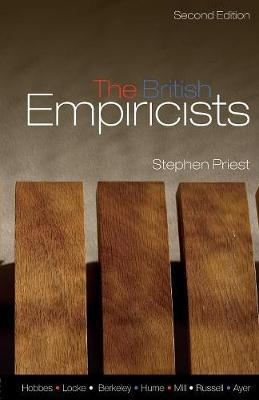 The British Empiricists by Stephen Priest image
