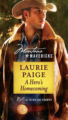 A Hero's Homecoming by Laurie Paige image