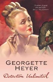 Detection Unlimited by Georgette Heyer image