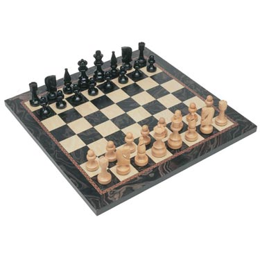 Russian Style Chess Set image