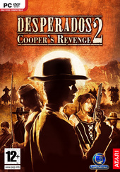 Desperados 2: Cooper's Revenge for PC