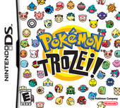 Pokemon Trozei! for DS