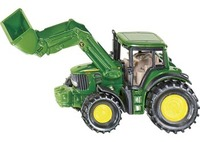 Siku: John Deere Tractor with Front Loader