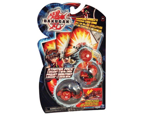 Bakugan Battle Brawlers - Starter Set